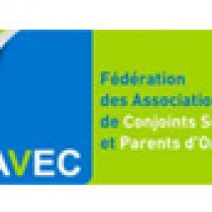 Logo FAVEC - UDAF 08 - Union départementale des associations familiales des Ardennes