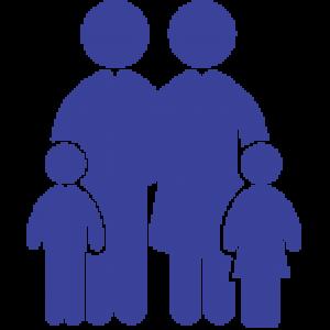 Icon famille - UDAF 08 - Union départementale des associations familiales des Ardennes