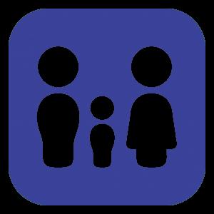 Icon parentalité - UDAF 08 - Union départementale des associations familiales des Ardennes