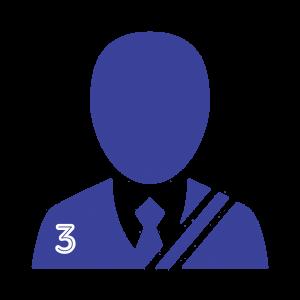 Icon vice président - UDAF 08 - Union départementale des associations familiales des Ardennes