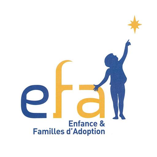 Logo efa - UDAF 08 - Union départementale des associations familiales des Ardennes